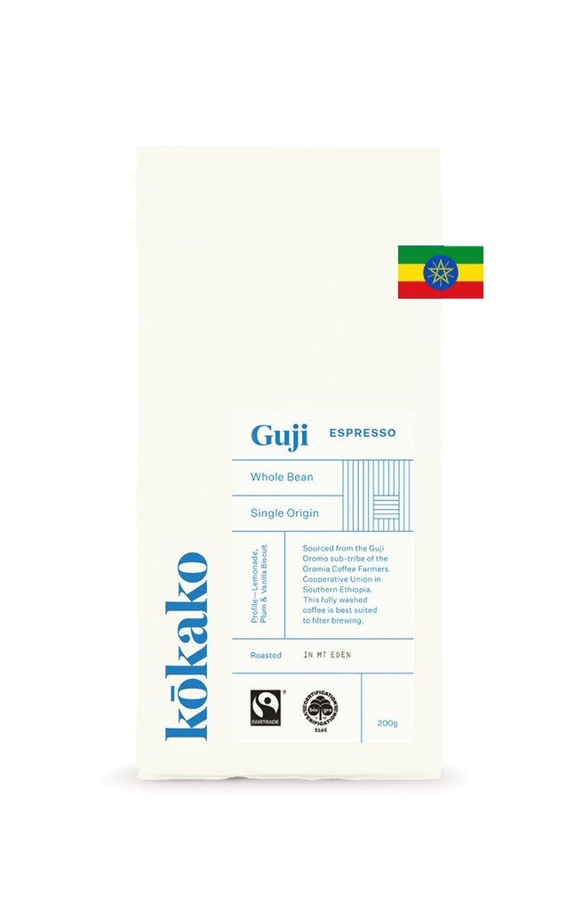 Ethiopia Guji Espresso