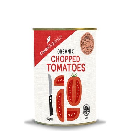 Ceres Organics Chopped tomatoes (Tin)