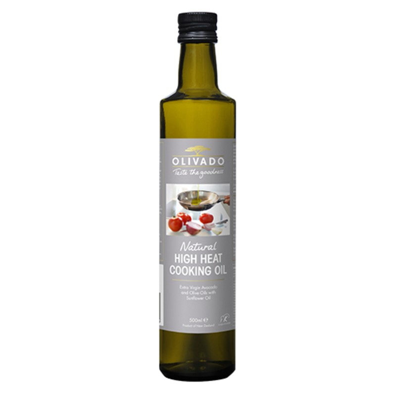 Olivado Natural high heat cooking oil (500ml)