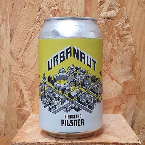Urbanaut / Kingsland Pilsner - 4.5% - 6-pack