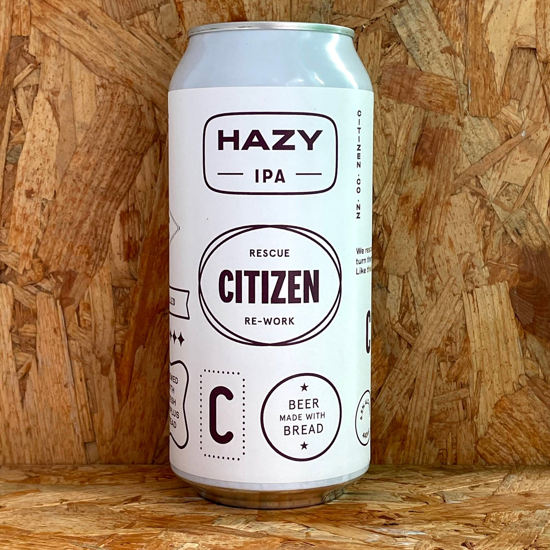 Citizen / Hazy IPA 6.5% - 440ml can