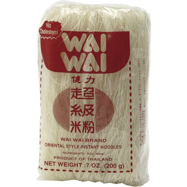 Wai Wai Rice Vermicelli Noodles- 500g