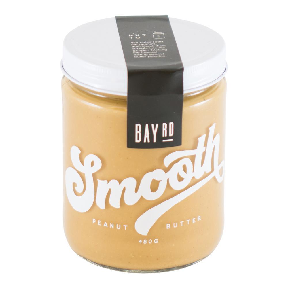 Bay Road Peanut Butter (480g jar)