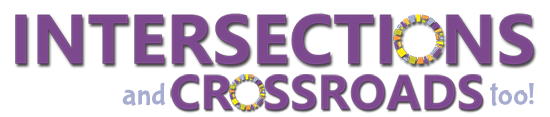 Intersections and Crossroads too! logo