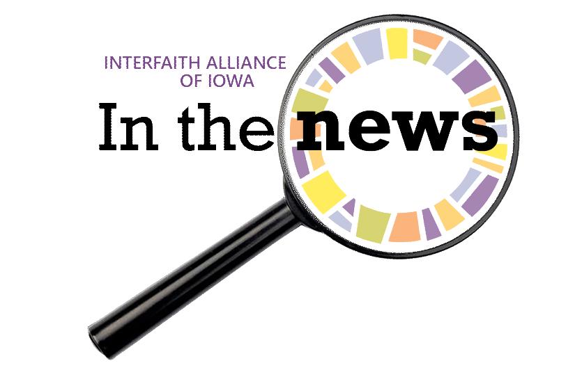 Interfaith Alliance of Iowa in the news