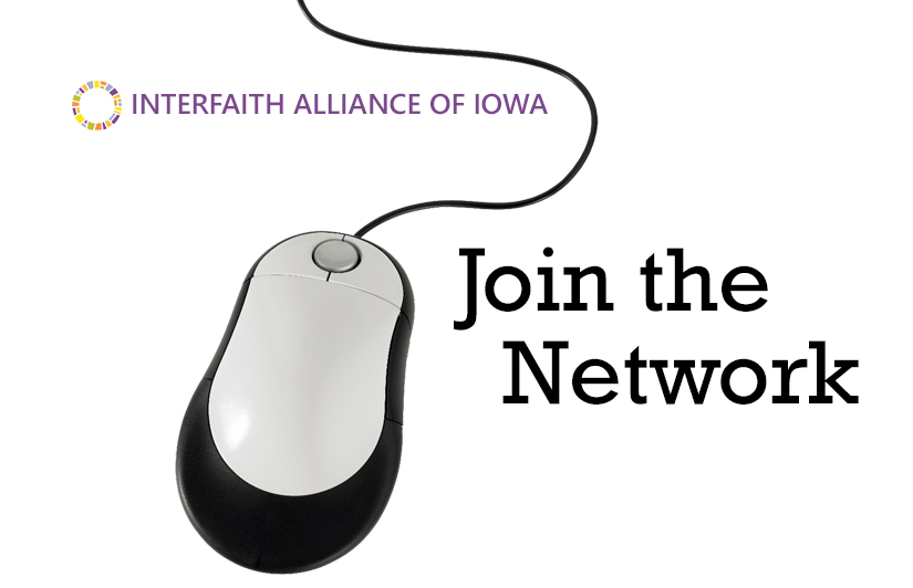 Join the Interfaith email network