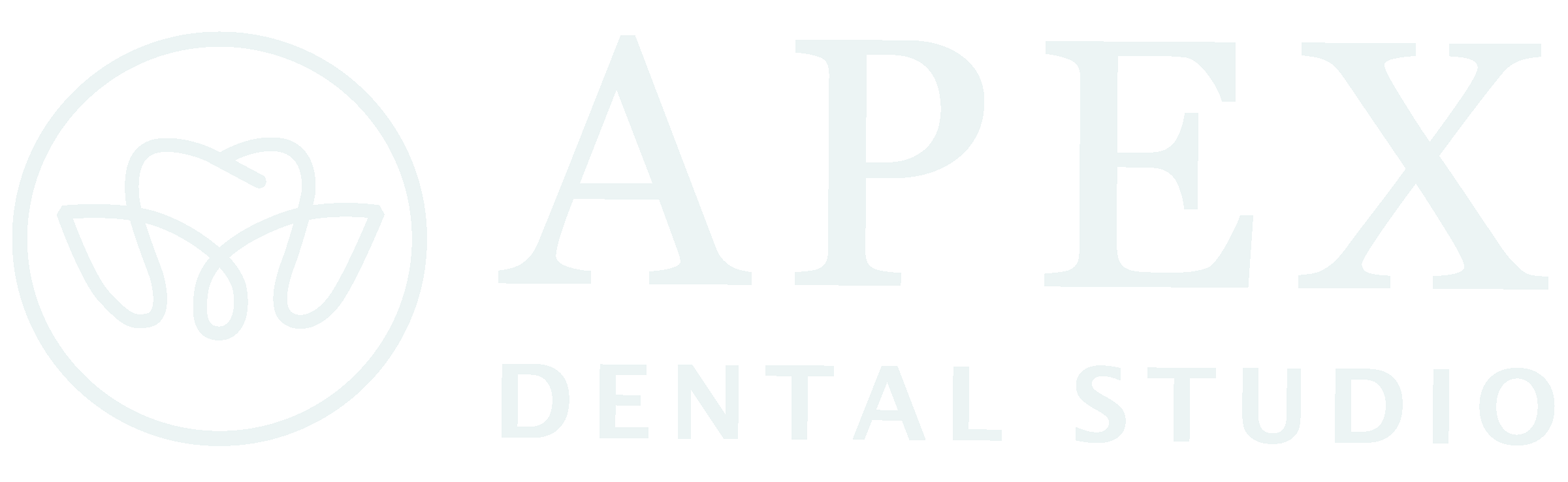 APEX DENTAL STUDIO TEXAS LOGO DENTISTRY REIMAGINE