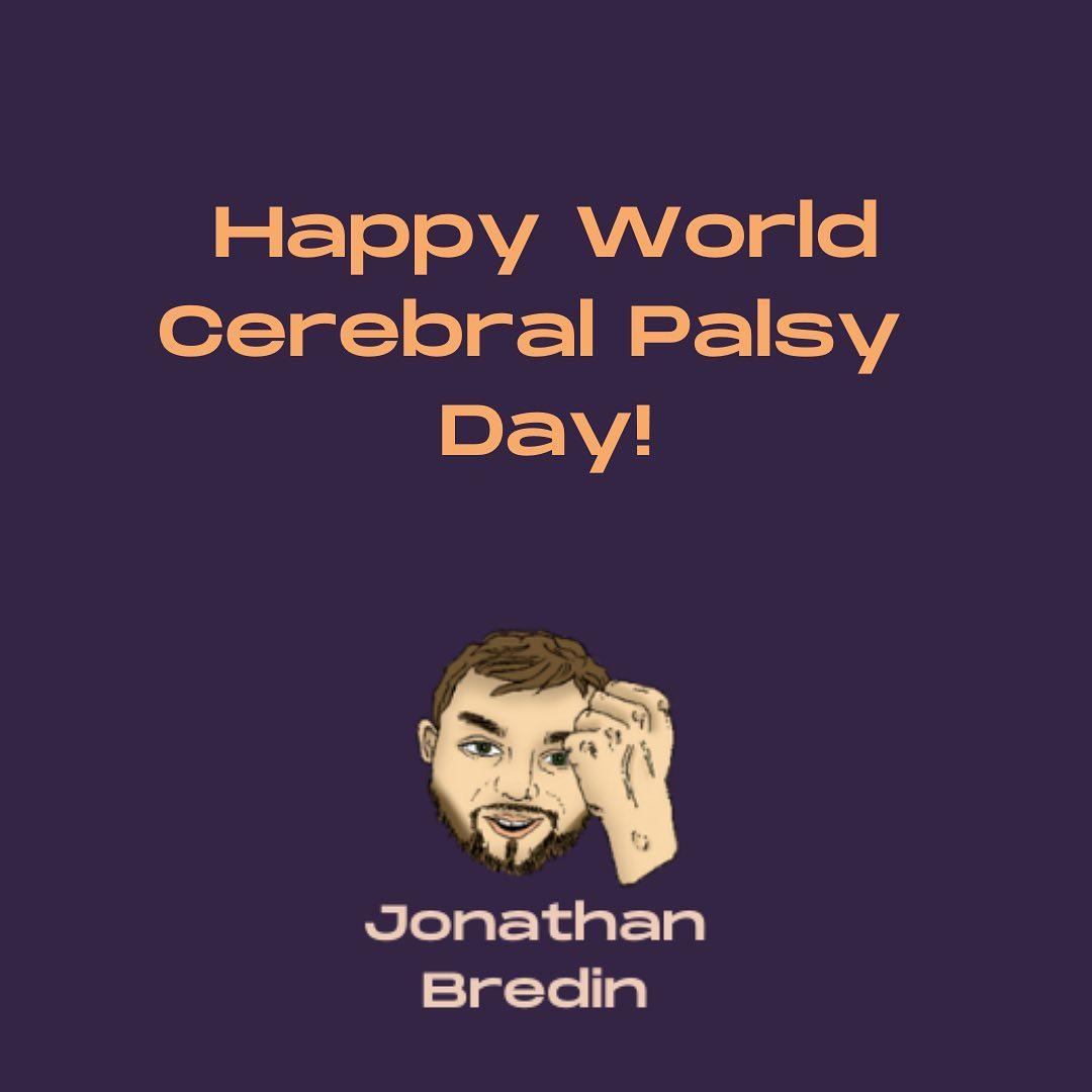 Happy World Cerebral Palsy Day