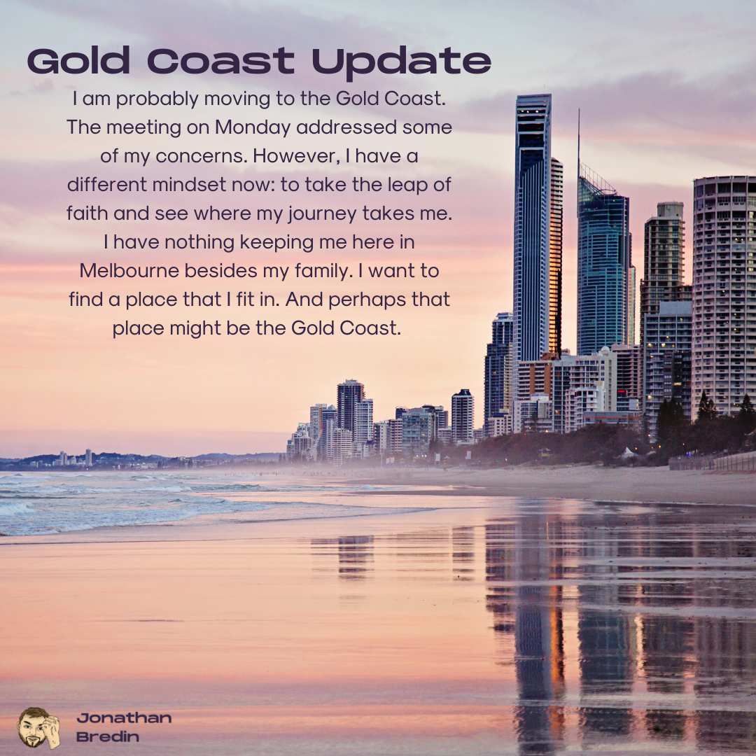 Check outt the Gold Coast Update