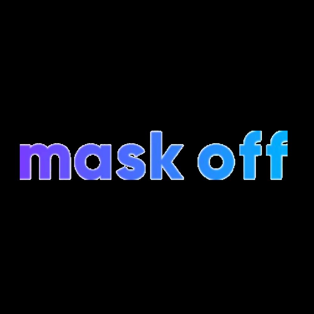 Logo Mask off