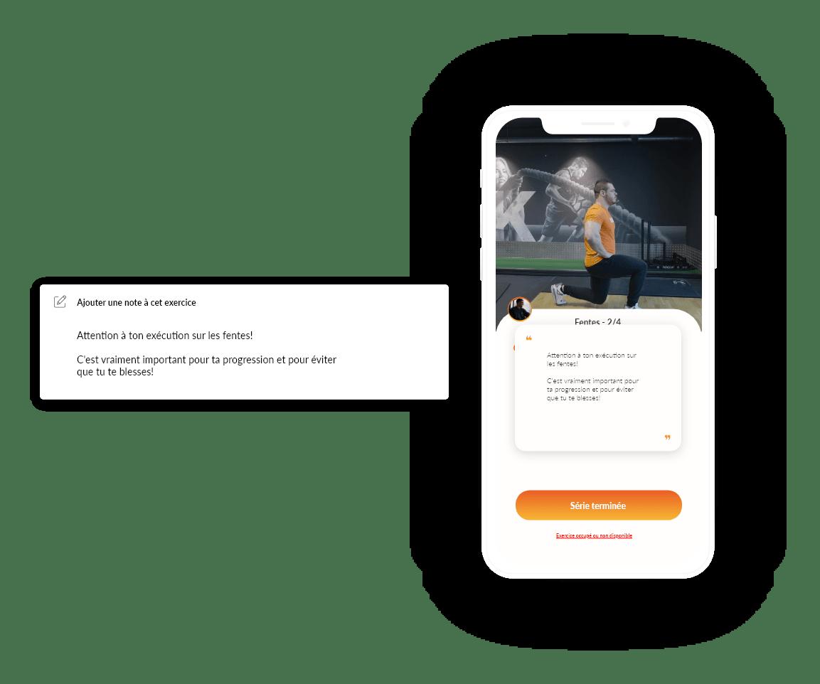 Logiciel pour coach sportif Gymkee - Application pour coach sportif - Gymkee