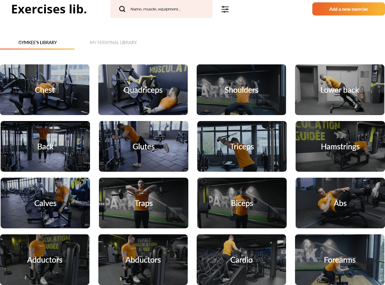 Software for personal trainers - Personal Trainer Software - Personal trainer app