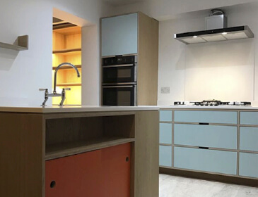 Bespoke Kitchen Made to measure