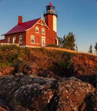 Eagle Harbor Lighthouse MI