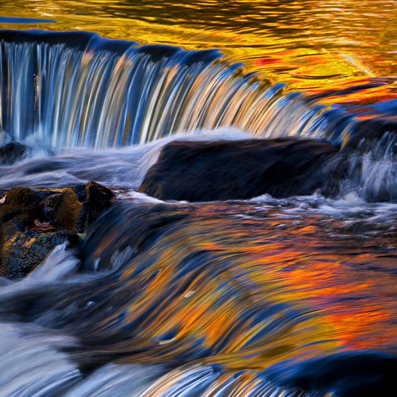 Bond Falls Copper Country