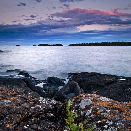 Isle Royale Shoreline