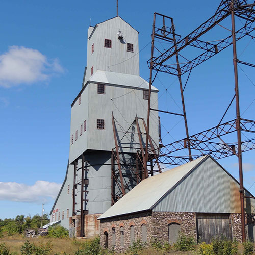 Quincy Mine Copper Country
