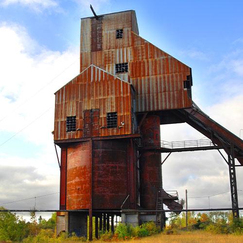 Osceola Mine Copper Country
