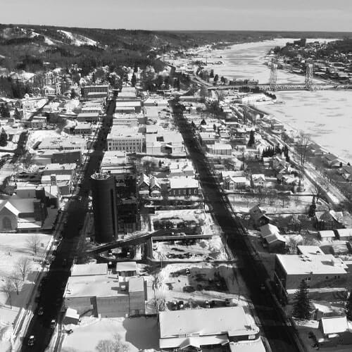 City of Hancock Michigan
