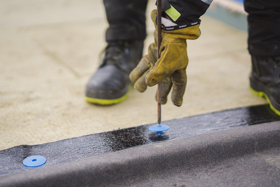 Bilde av takmonteringstjeneste