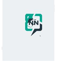 Kaart van Nederland met Notuleerservice Nederland logo