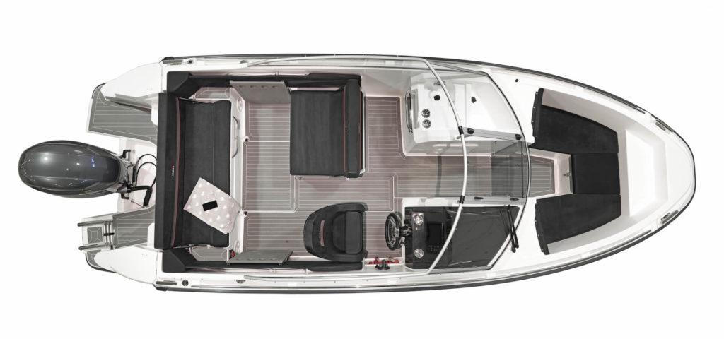 Ibiza 640 Bow RIder