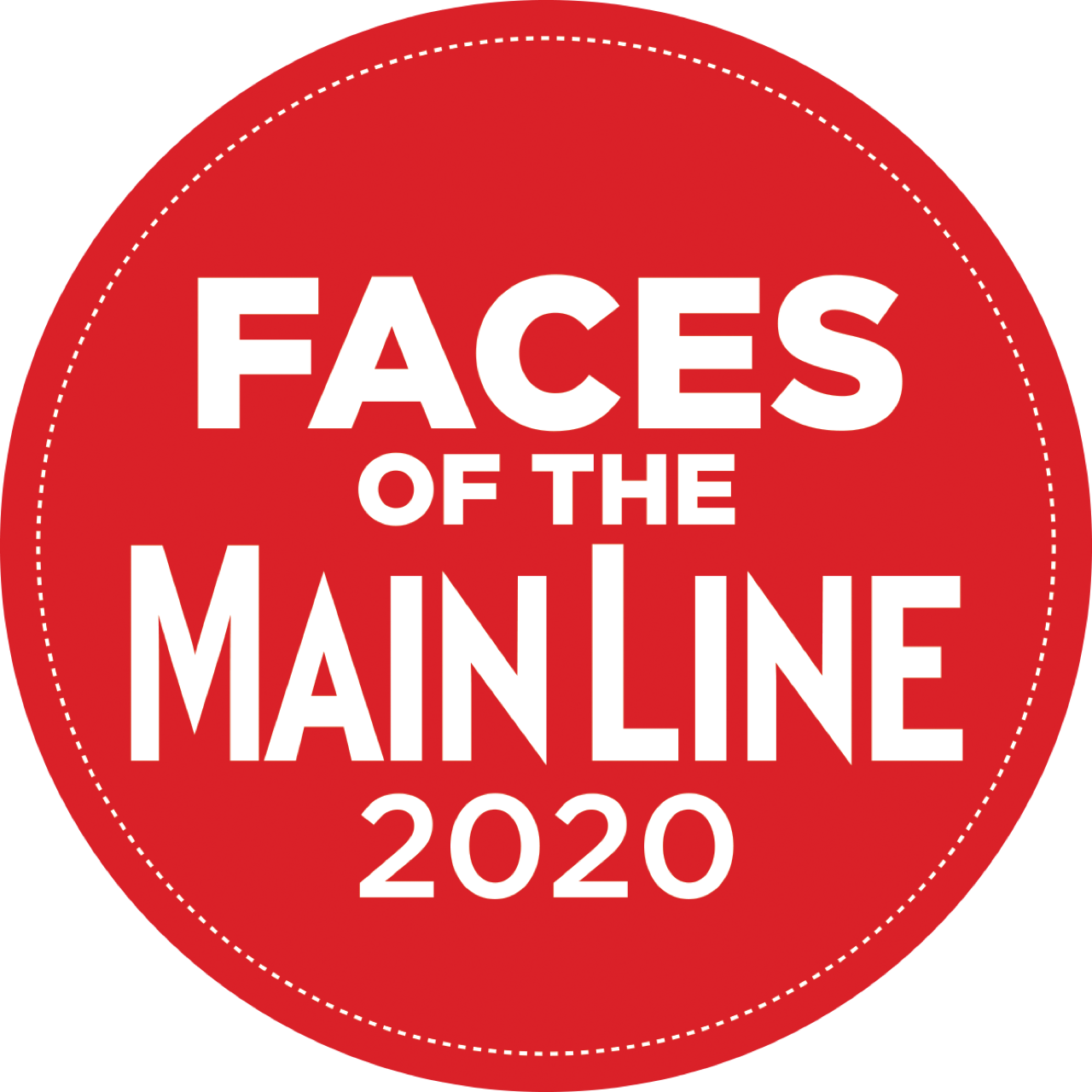 Faces of the MainLine 2020 logo