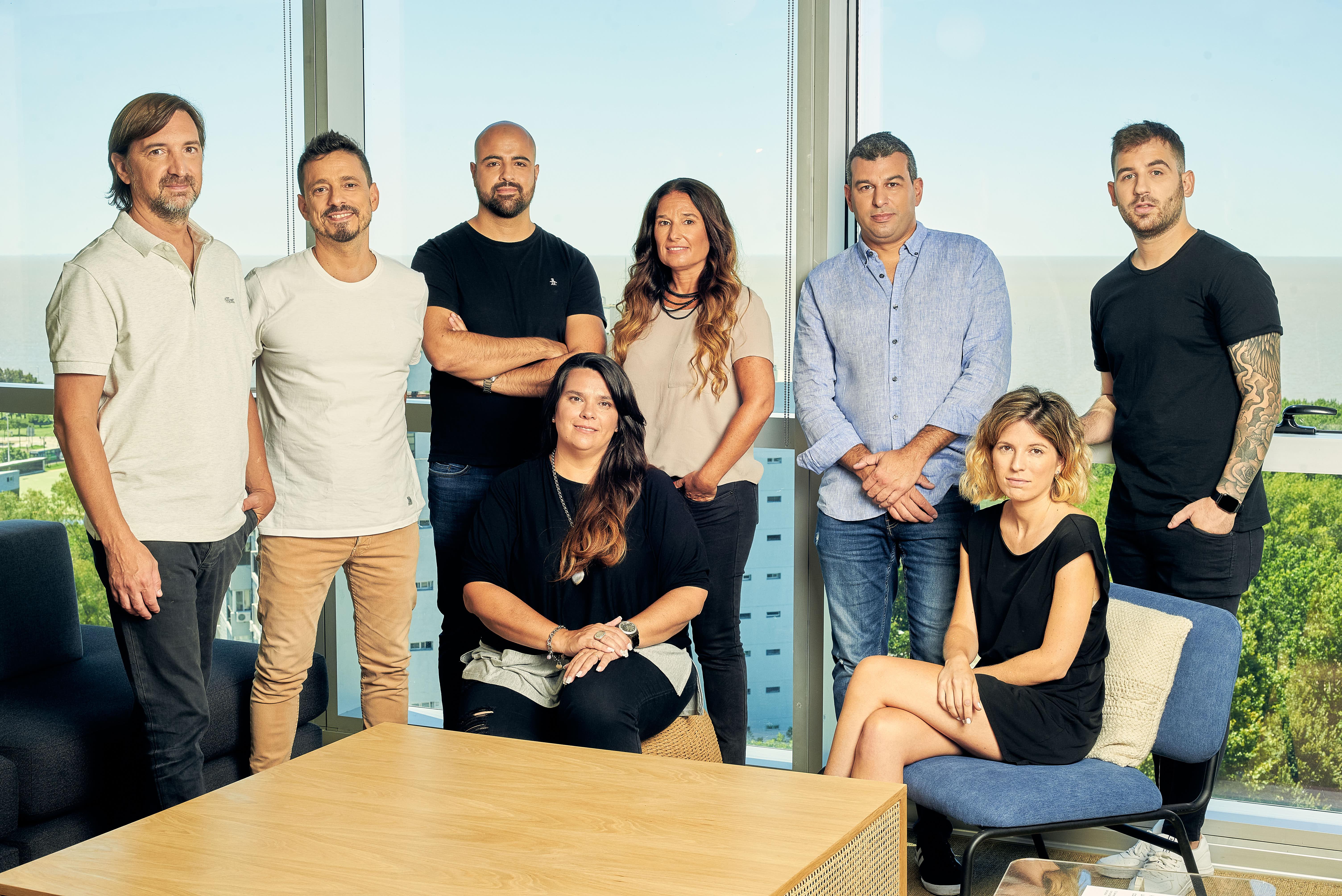 Team at WeWork
