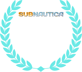 PC Game of the year badge and ribbon