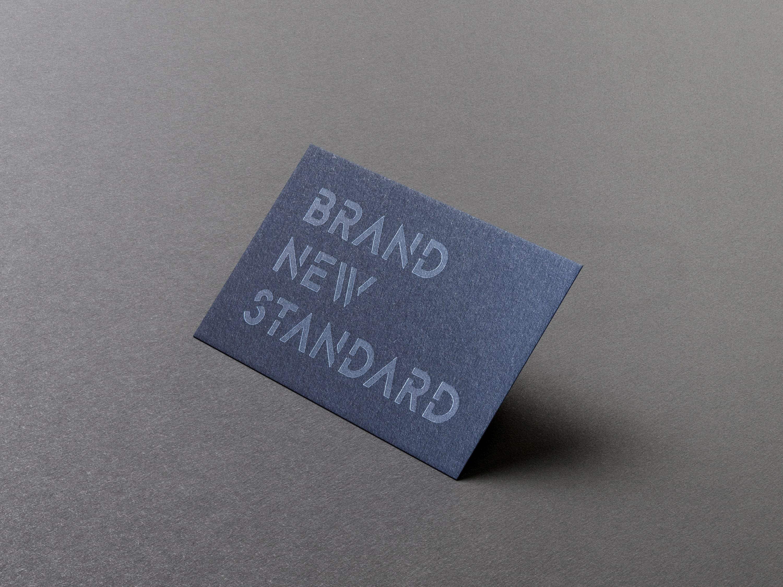 BRAND NEW STANDARD