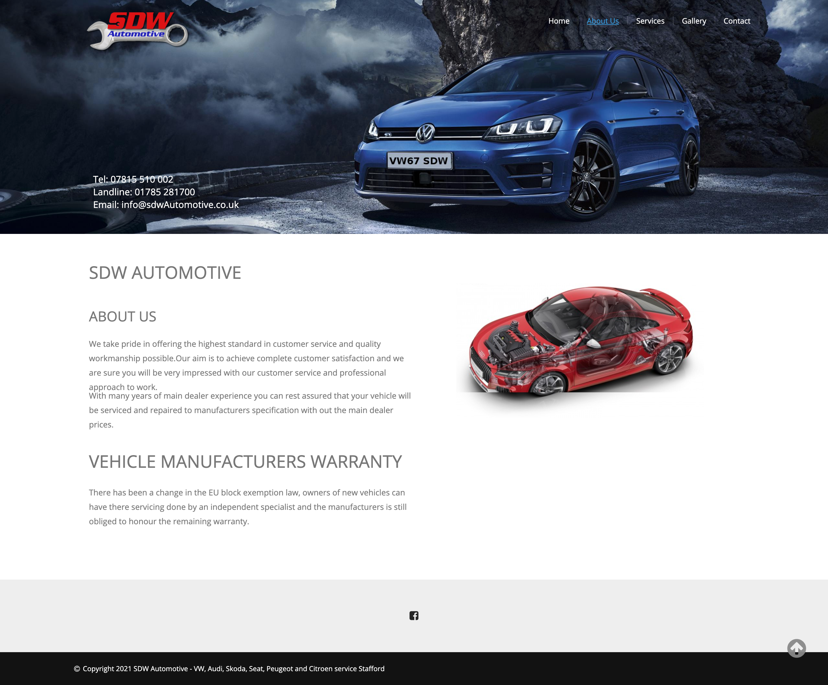 New services design