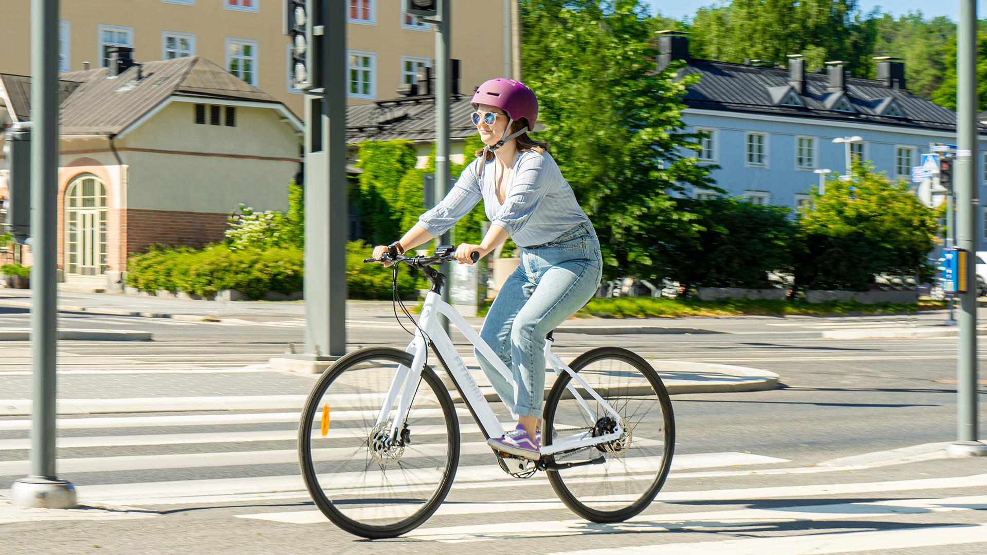 FitNord Flow+ pyöräilijä