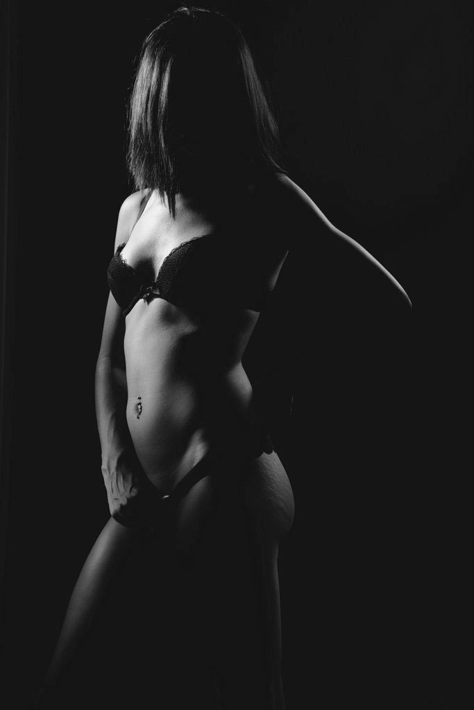silhouette sexy