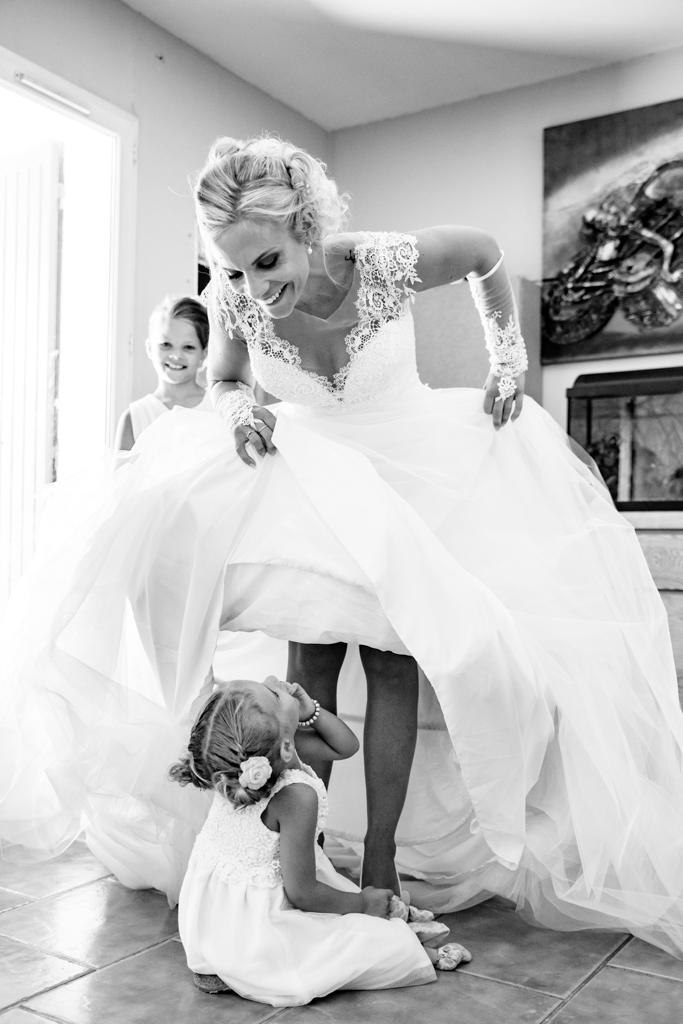 Photo femme mariée à Avignon, Frederic Sicard Photographe
