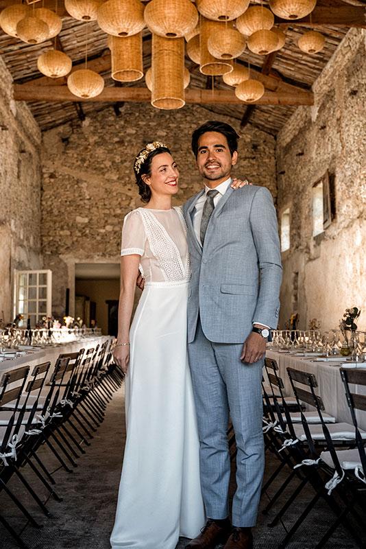 Photo de mariée - Mariage Vaucluse - Photographe