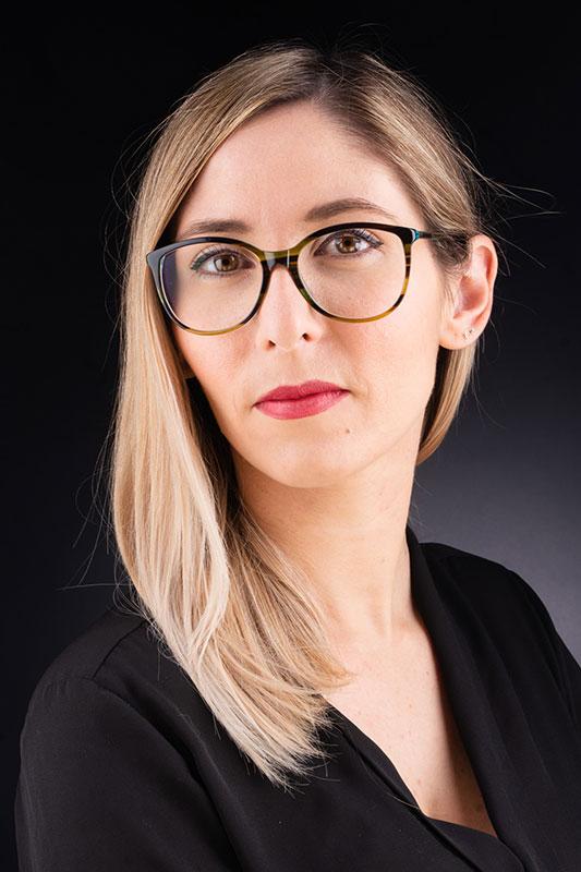 Photo portrait Laurine