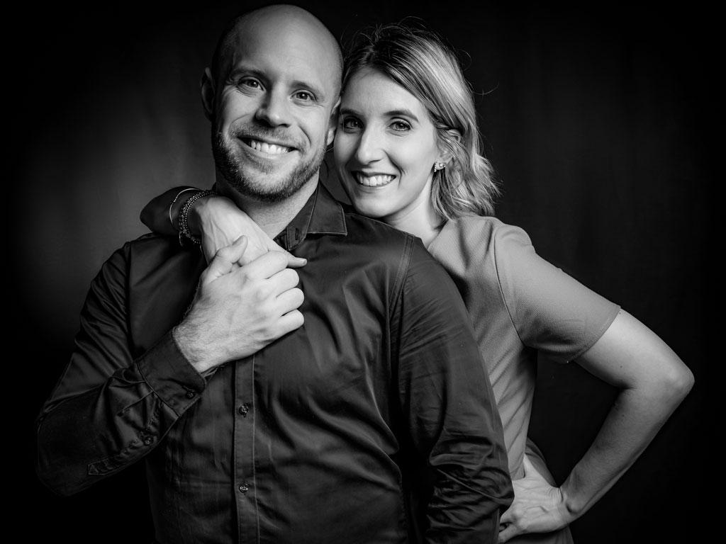 Photographe couple Vaucluse, couple heureux