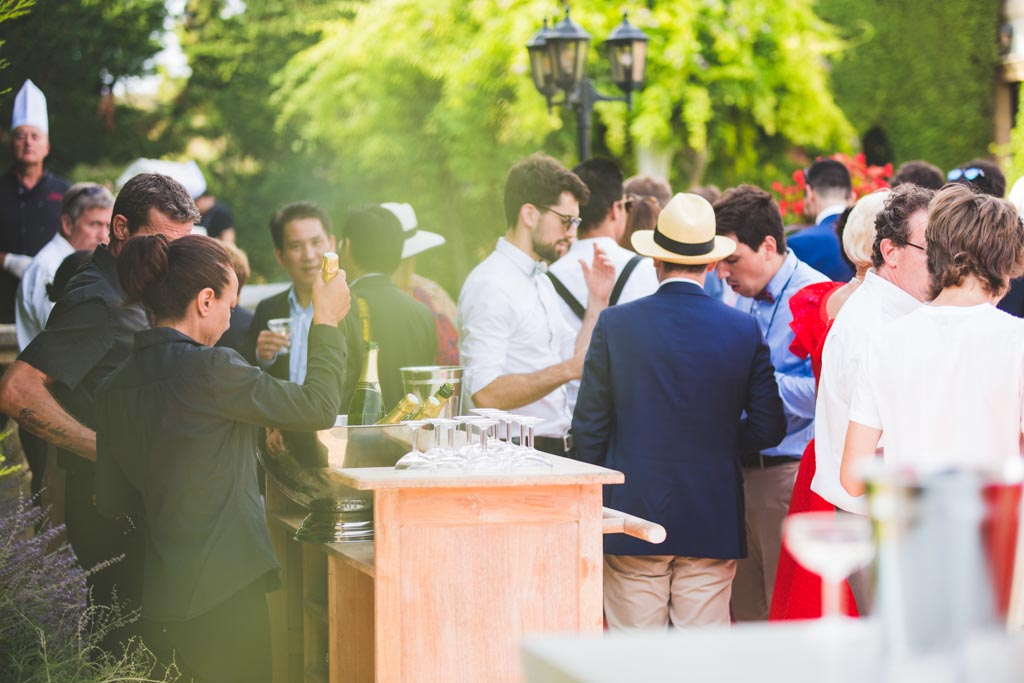 Photographe Cocktail Mariage Vaucluse Avignon