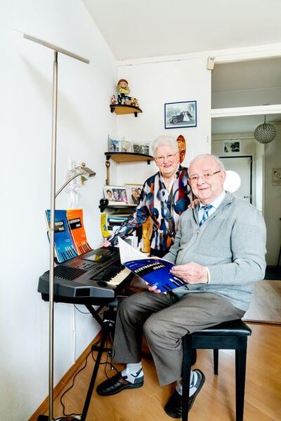 Foto deelnemer De VoorzieningenWijzer - Mevrouw en meneer Van Eerde