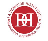 Logo de l'Association la Demeure Historique