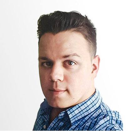 portrait of Vlad Ivanco, the owner and founder of Ivanco Digital