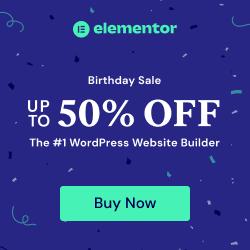 Elementor Ad