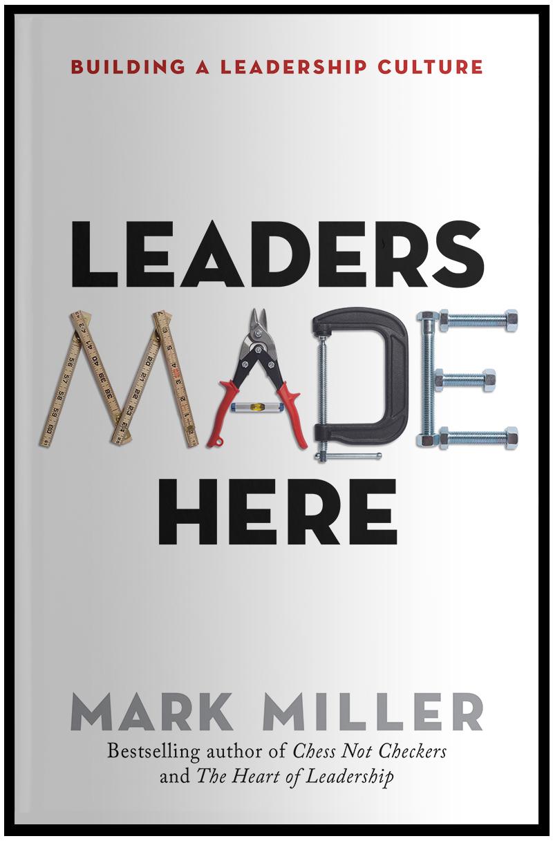 Mark Miller leaders made here book