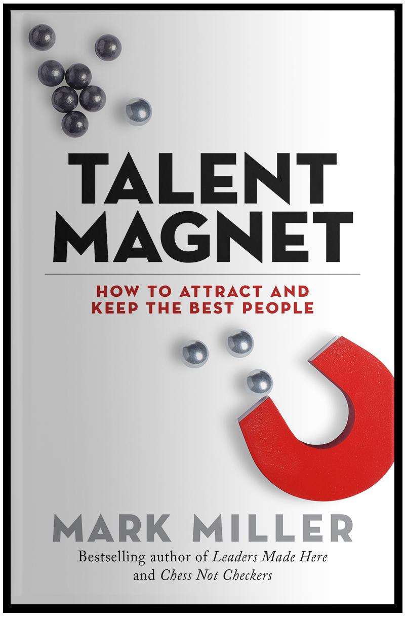 Talent made here - mark miller book