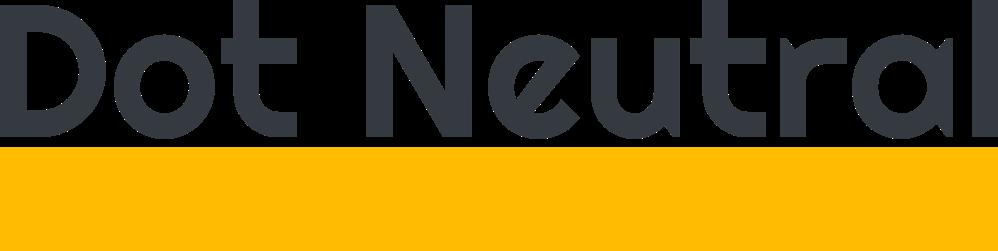 Logo for Dot Neutral