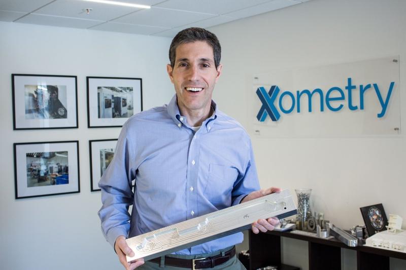 Photo of Randy Altshuler, CEO of Xometry
