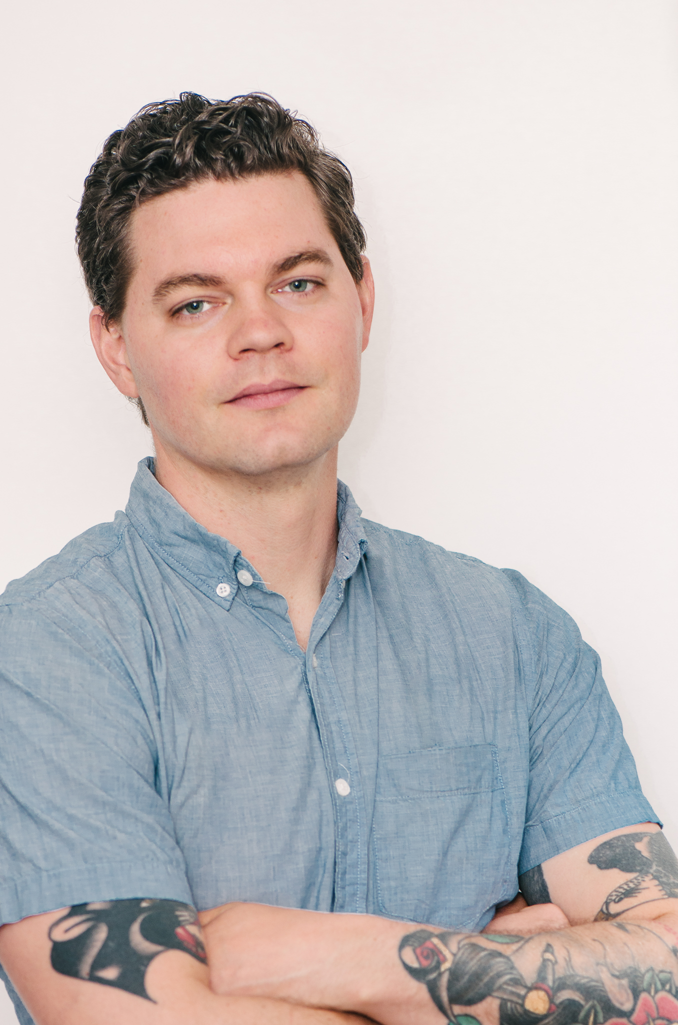 Photo of Aaron Withers, Co-Founder and Director of Delivery Co-op