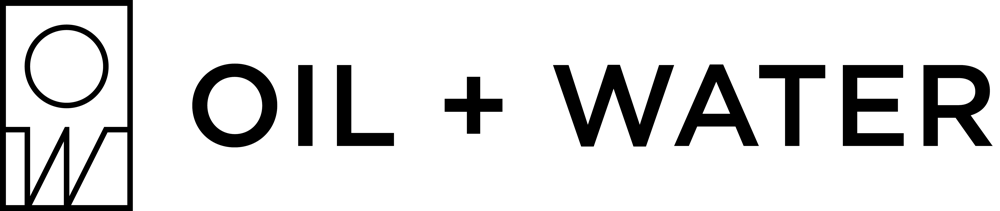 Logo for Oil and Water