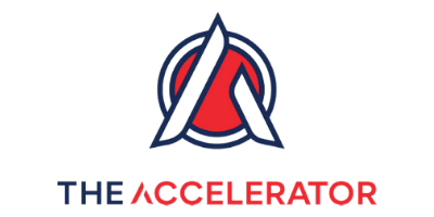 The Accelerator logo.