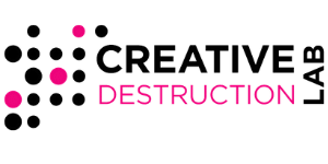 Creative Destruction Labs logo.
